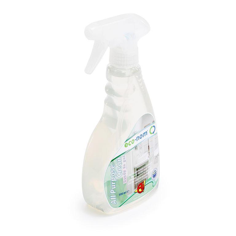 Universalspray / Vaskemiddel. 6 x 500 ml