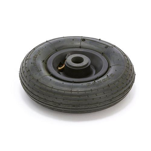 #en Pneumatic rubber wheel, 200x50 mm, 75kg