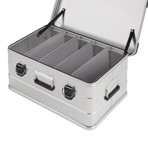 Avdelare för aluminiumbox