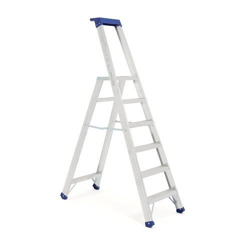 A-tikkaat, 6 askelmaa, korkeus: 1380 mm