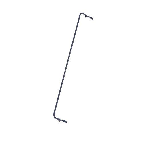 Racking ladder: handrail