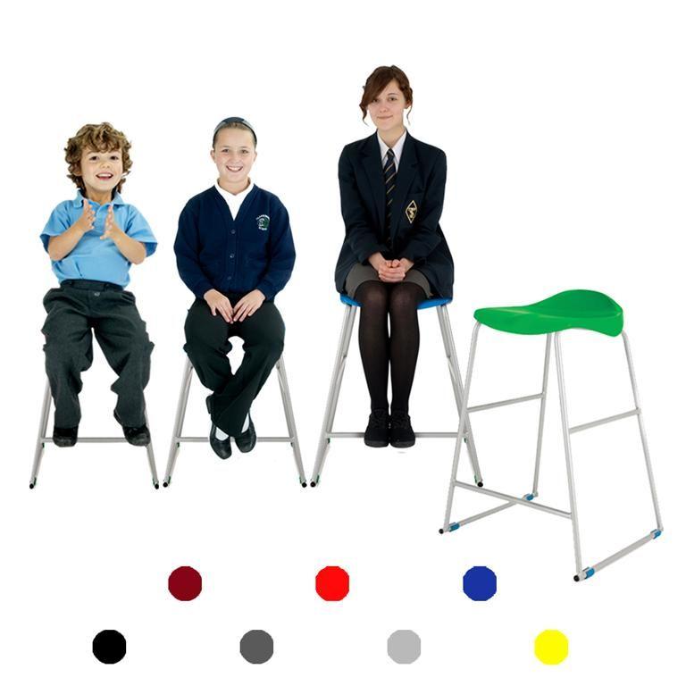 """""""Ultimate"""" plastic stool"""