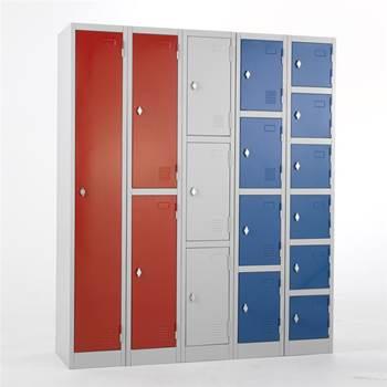 """""""Rapid"""" lockers"""