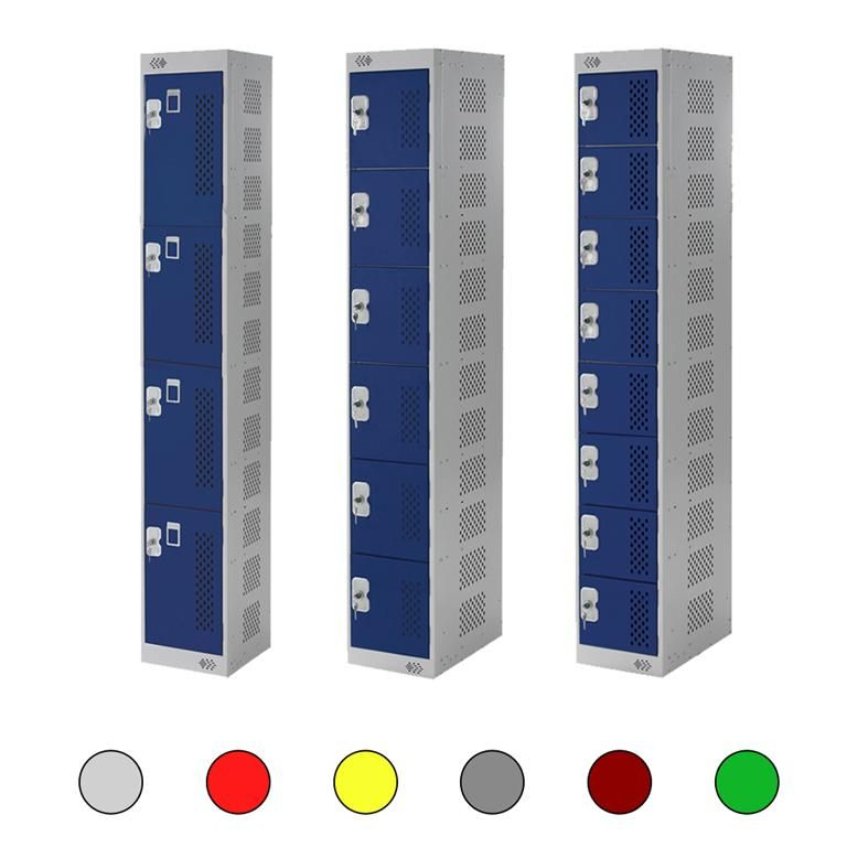 In Charge™ tool lockers