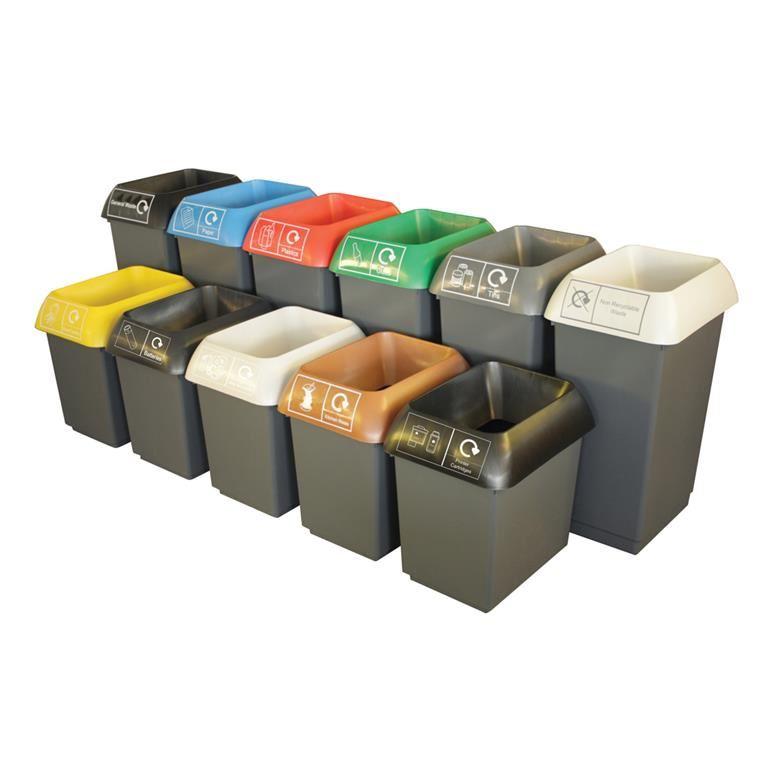 Recycling bin system