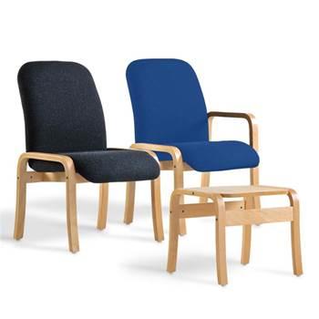 """Yealm"" modular reception seating"