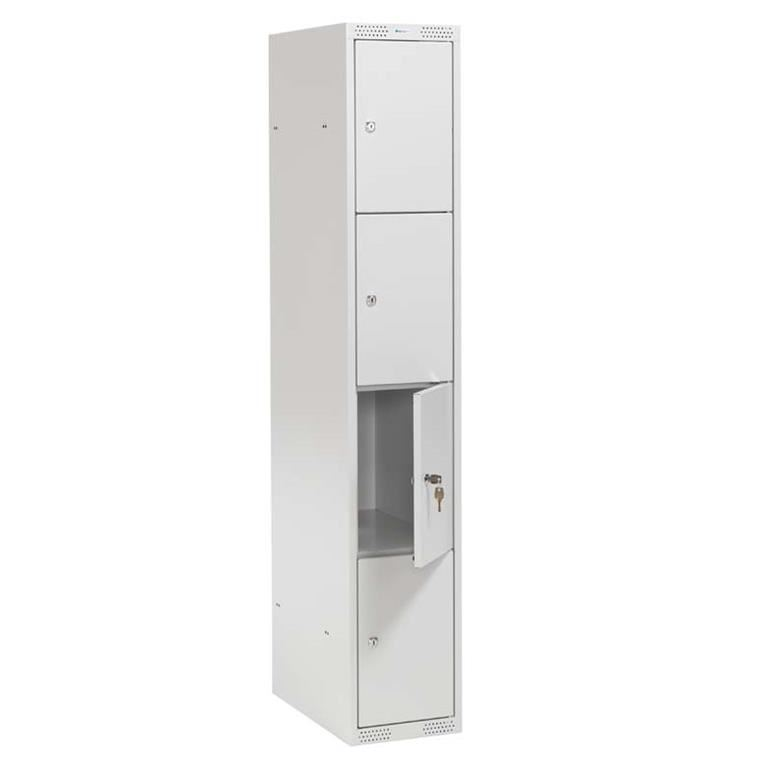 4 door lockers