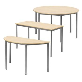 Sonitus desk, height 720 mm, laminate