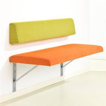 """Lidingö"" wall mounted sofa"