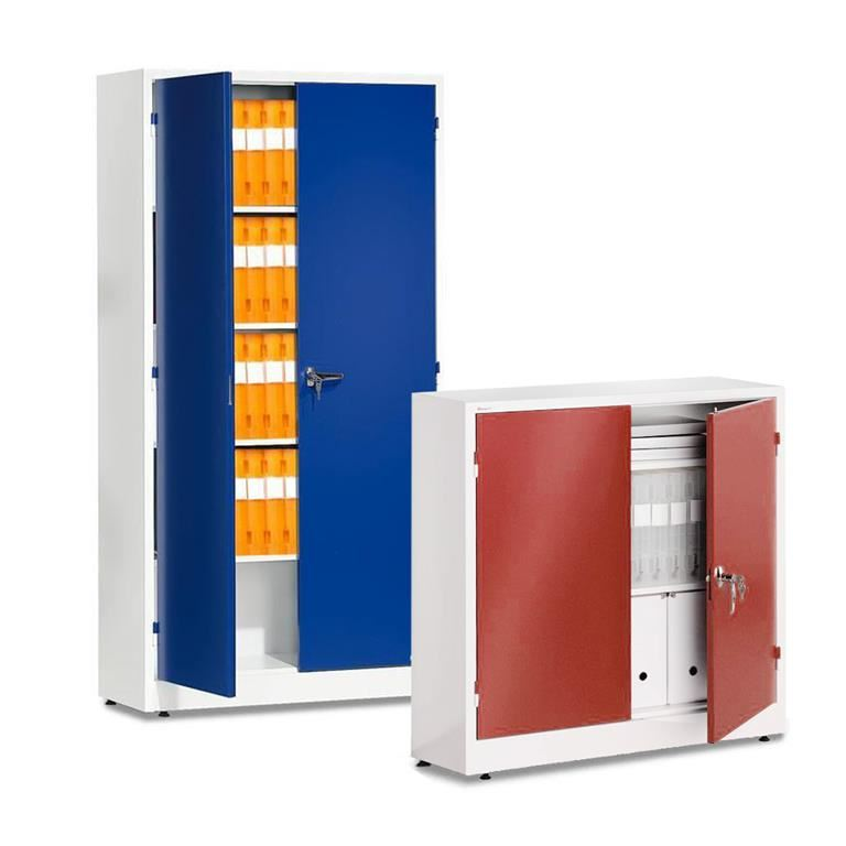 Colour storage cabinet