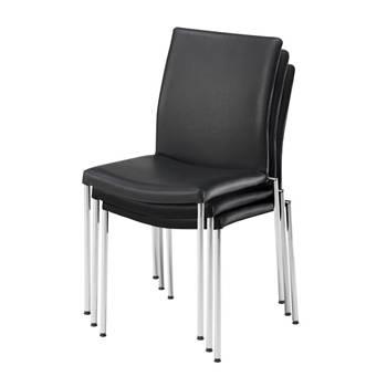 Stabilne krzesło biurowe