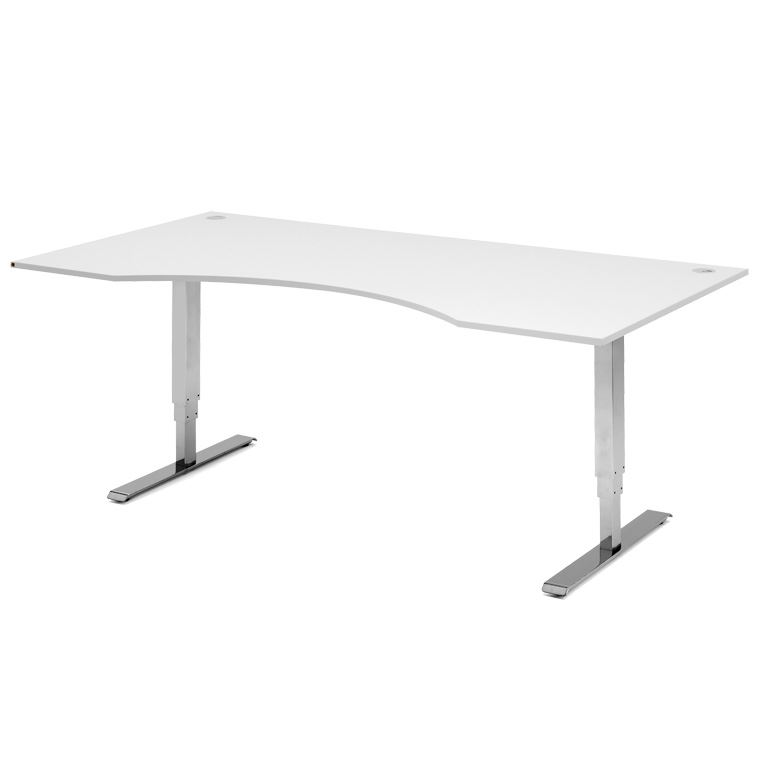 Adeptus Stand up desk, wave
