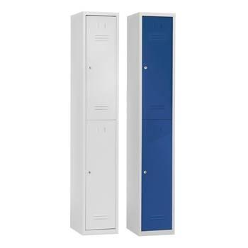 Klädskåp grundsektion 2 dörrar