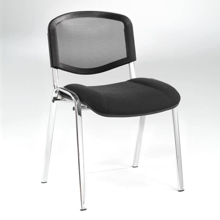 Mesh conference chairs