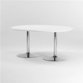 Konferensbord med runda kanter