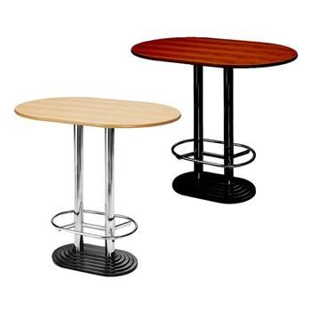 Bar table: double