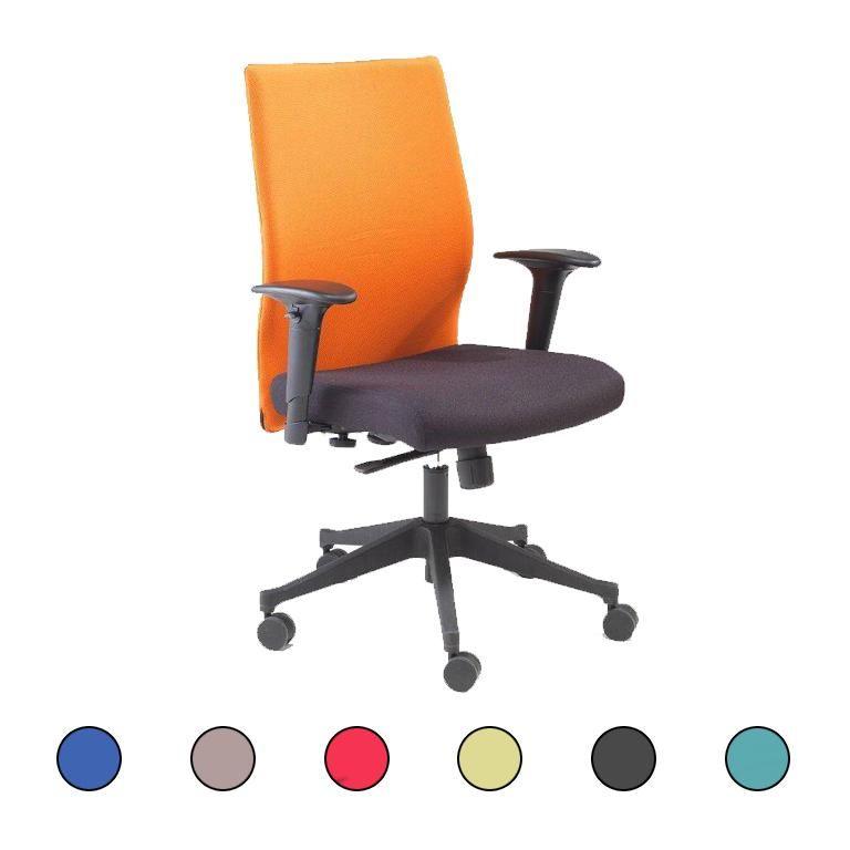 Stylowe krzesło biurowe MILTON