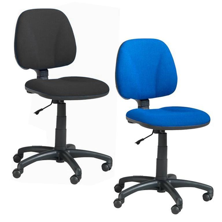 Krzesło biurowe DOVER niskie oparcie