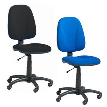 """Budget"" office chair: high back"