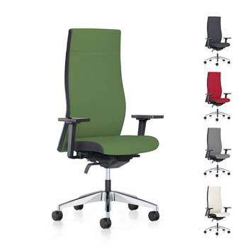 """""""Famous"""" office chair: fabric"""