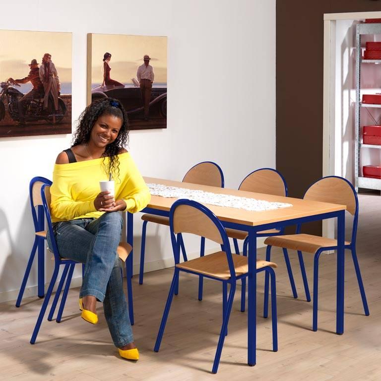 Zestaw do jadalni stół + 6 krzeseł