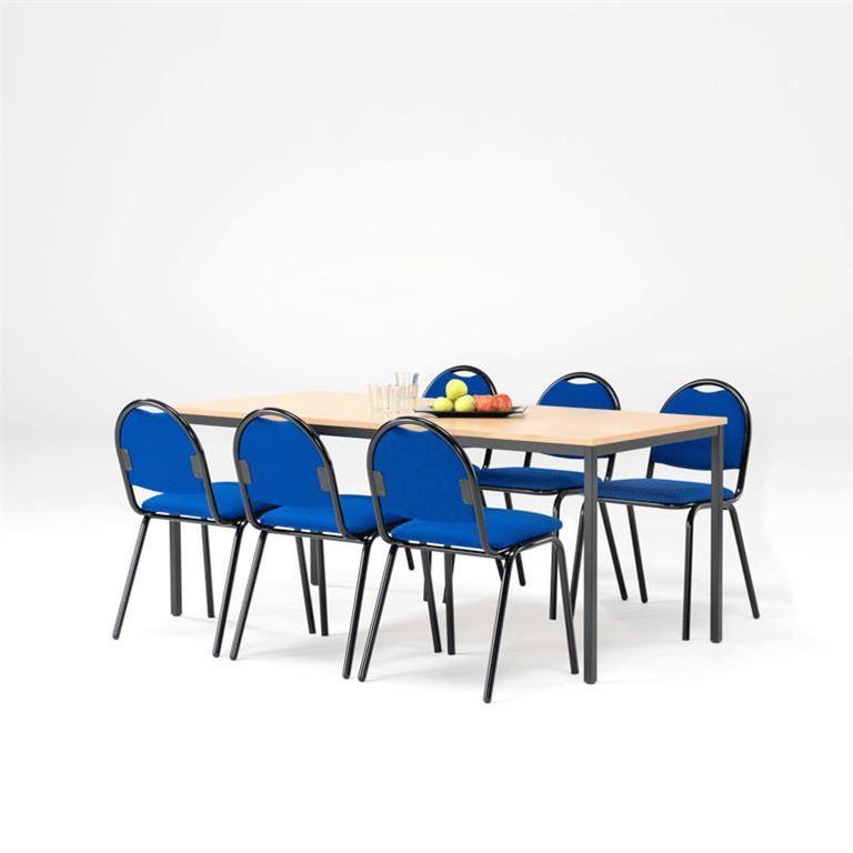 Zestaw do jadalni, stół + 6 krzeseł
