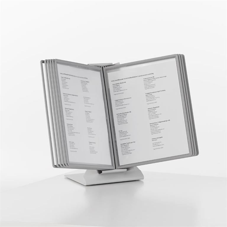 Bordstativ A4  for paneler