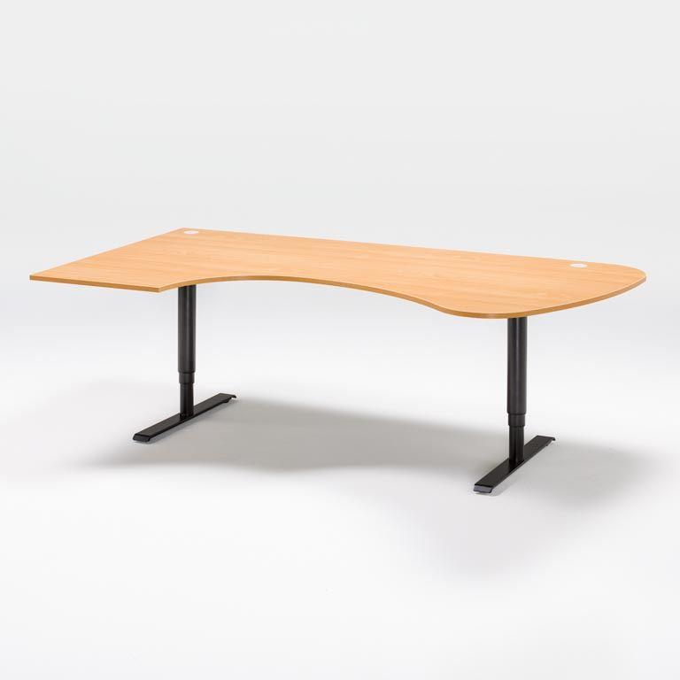 """Adeptus II"" adjustable ergonomic desk"