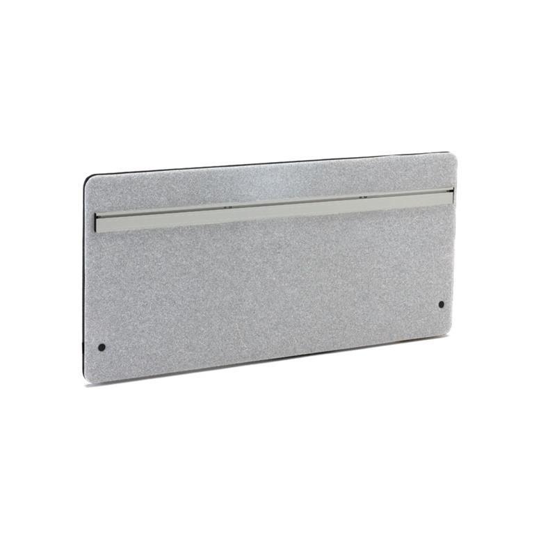 Förstärkt bordsskärm, 1400x650 mm,