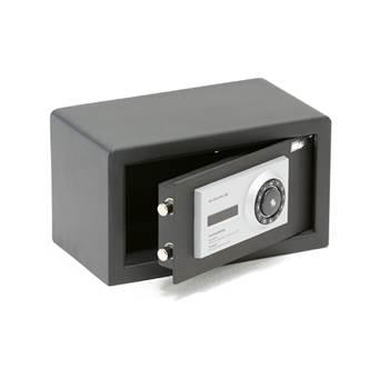 Code/key lock safe