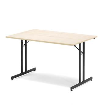 Collapsible canteen/conference tables