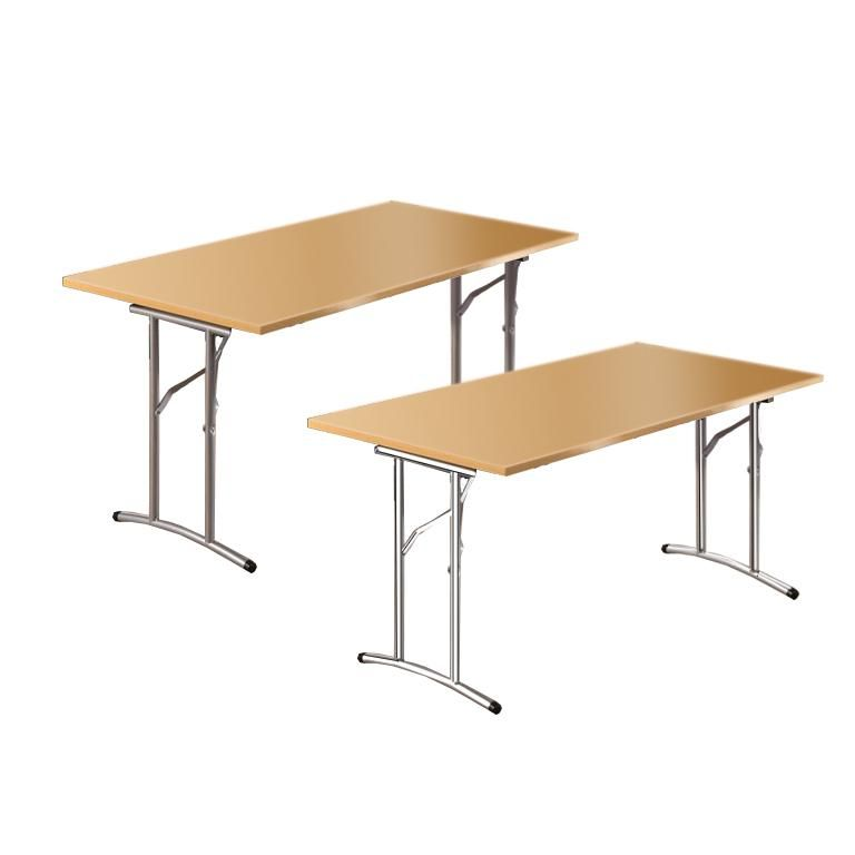 Folding office tables aj products for Office folding tables