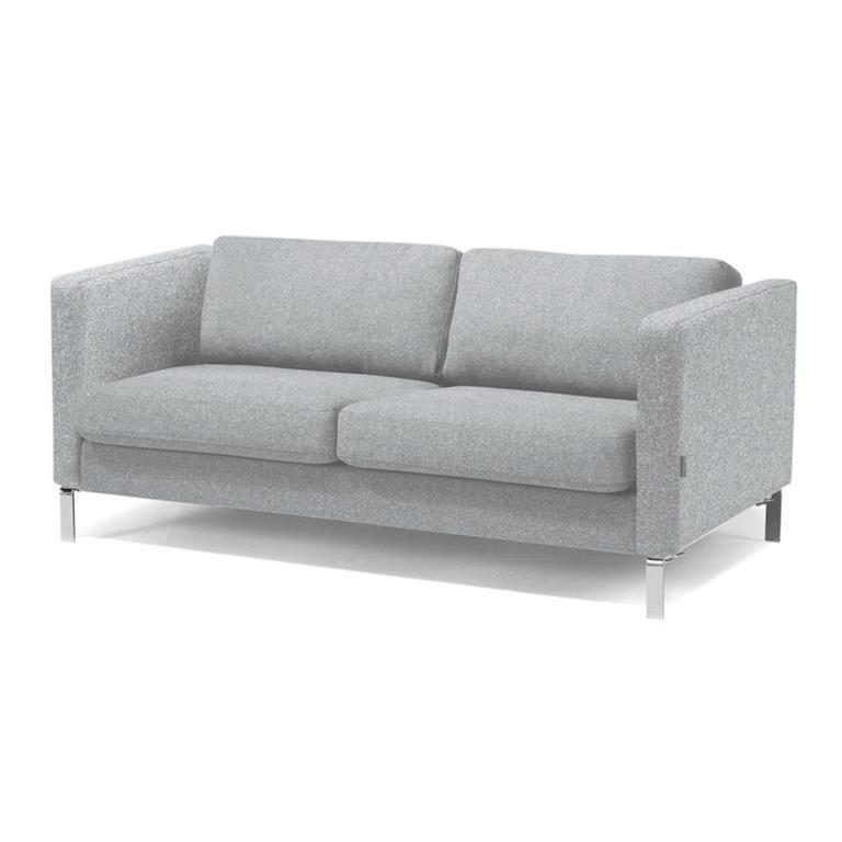 Sofa 3 osobowa tapicerowana wełną