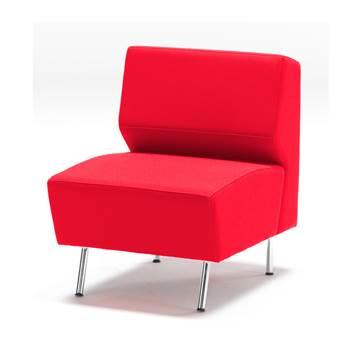 Fotel prosty 600mm
