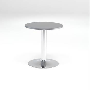 Round café tables