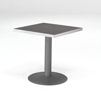 Cafébord fyrkantigt