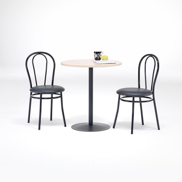 bistrotisch mit zwei st hlen budget aj produkte sterreich. Black Bedroom Furniture Sets. Home Design Ideas