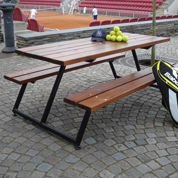 Stockholm picnic bench