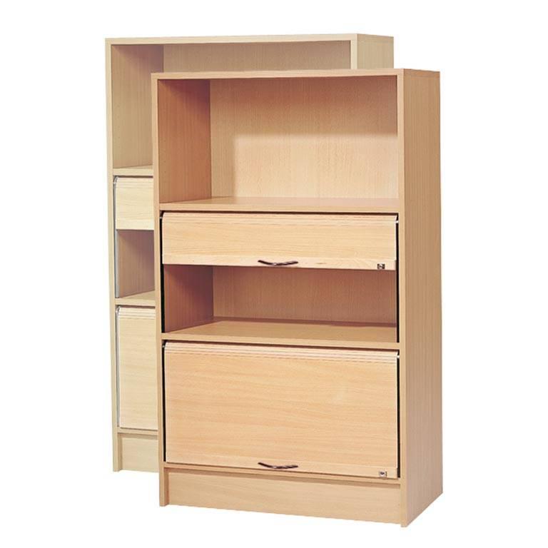 """""""Fixus"""" cabinet: 1 shelf: 2 shutters"""