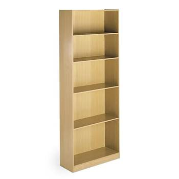 """Largo"" open bookcase: H2004mm"