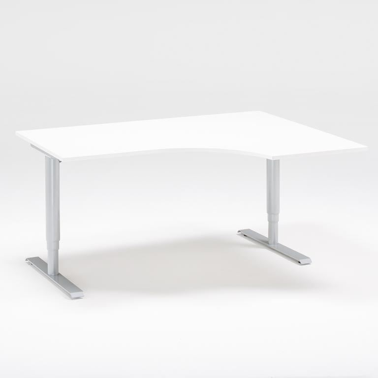 """Adeptus"" Adjustable desk, ergonomic"