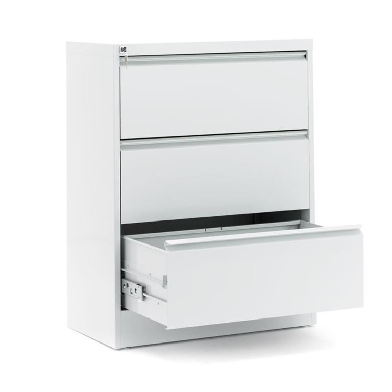 Lateral filing cabinet: A4