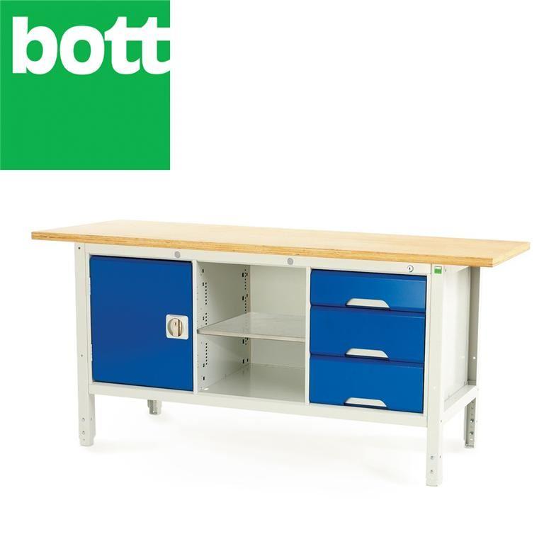 Storage workbench: L1750mm
