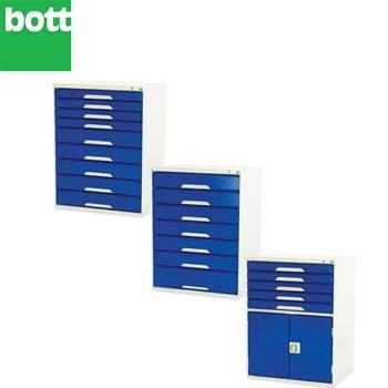 Storage unit: 5 drawers+cupboard