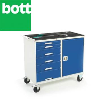 Mobile storage workbench