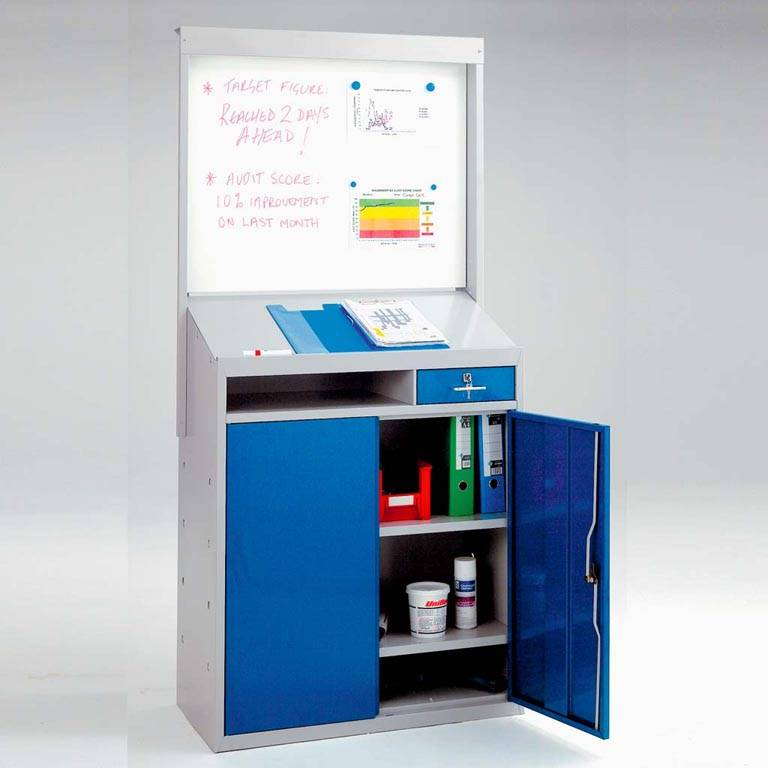 Industrial information workstation