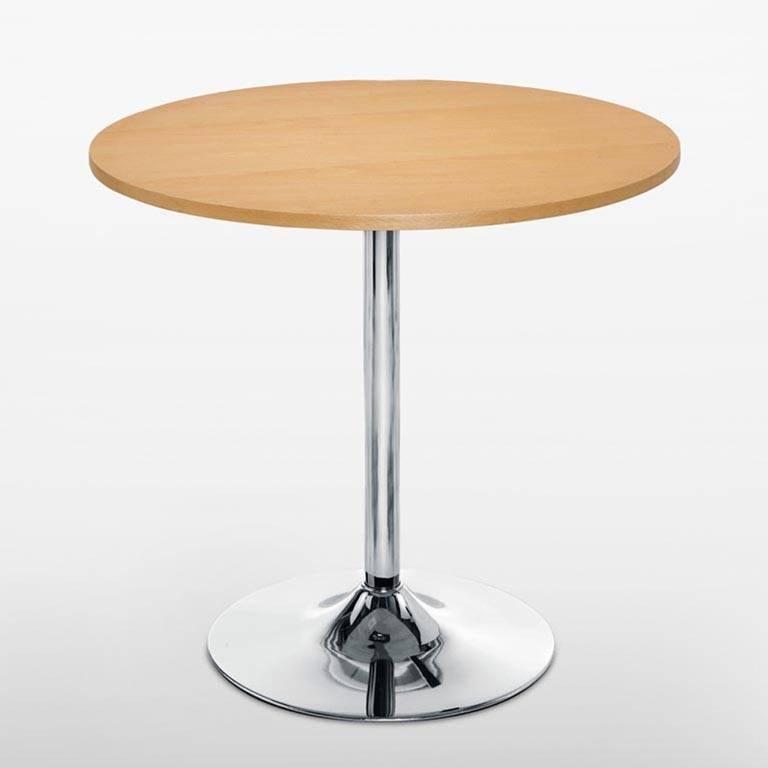 """Ellipse"" table: trumpet base"