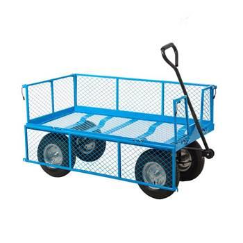 Platform truck with mesh sides: 400kg