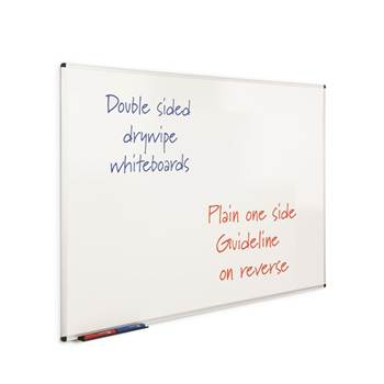 Budget laminate whiteboard