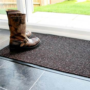 Heavy duty entrance mat